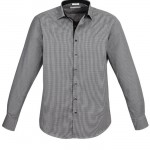 Fashion-Biz-Edge-Mens-Business-Shirt-Black