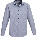 Fashion-Biz-Edge-Mens-Business-Shirt-Blue