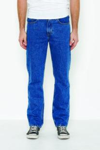 Levi's 504 Stonewash Jeans
