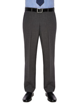 City-Club-Carter-183-Dress-Pant-Charcoal-FRONT